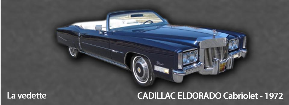 Location Limousine Voiture Chauffeur Lorraine Nancy Cadillac Eldorado